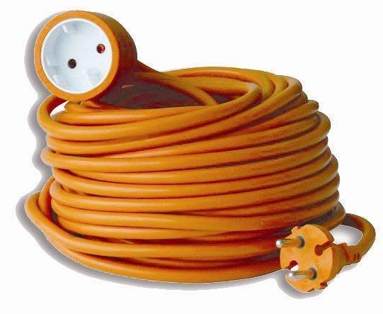 Pagarinātājs 40 m 01625 cena un informācija | Elektriskie pagarinātāji | 220.lv