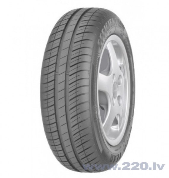Goodyear EFFICIENTGRIP COMPACT 165/70R13 83 T XL cena un informācija | Riepas | 220.lv