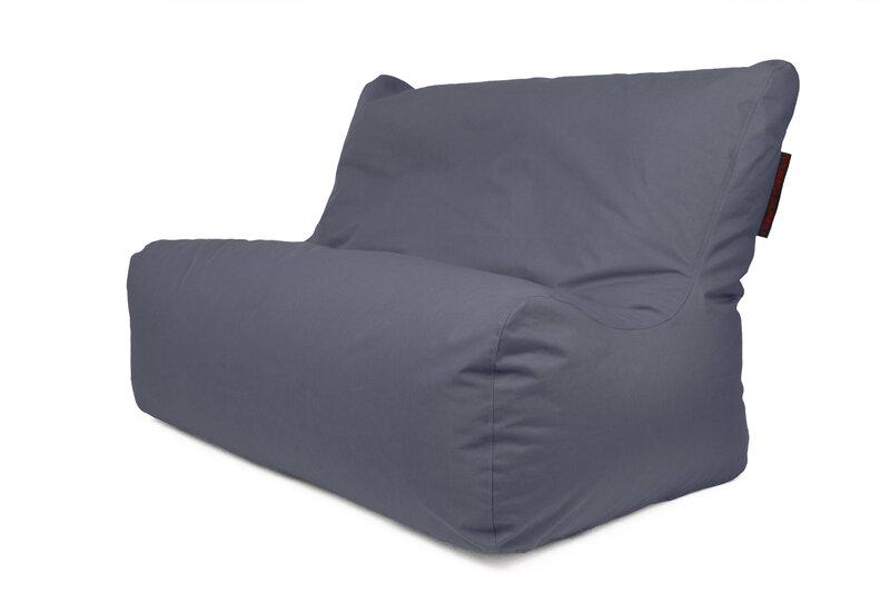 Dīvāns Seat OX Grey (PUŠKU PUŠKU) cena un informācija | Sēžammaisi, pufi | 220.lv