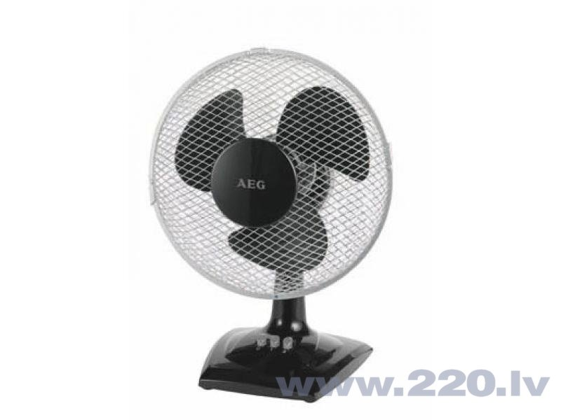 Ventilators AEG VL5528 23 cm cena un informācija | Ventilatori | 220.lv