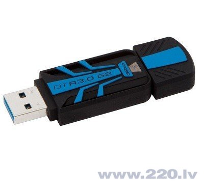 Kingston 16GB DataTraveler R30G2 USB 3.0 цена и информация | USB Atmiņas kartes | 220.lv
