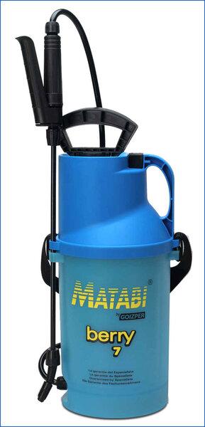Smidzinātājs Matabi Berry 7 cena un informācija | Laistīšanas ierīces | 220.lv