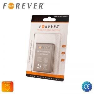 Forever аналоговый аккумулятор для Samsung S5830 Ace S5660 S5670 Li-Ion 1450 mAh HQ EB494358VU цена и информация | Akumulatori mobilajiem telefoniem | 220.lv