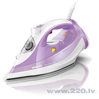 Утюг Philips GC 3803/30 Azur Performer 2400W цена и информация | Gludekļi | 220.lv