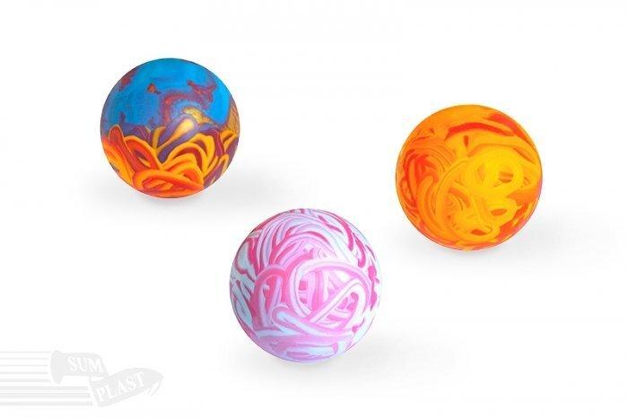 Sum Plast Gumijas bumbiņa Nr. 3 cena un informācija | Rotaļlietas suņiem | 220.lv