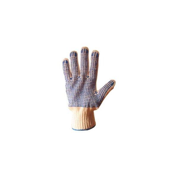 Adīti darba cimdi PVC P212D cena un informācija   Darba cimdi   220.lv