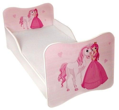 Gulta ar matraci AMI 3, 140x70 cm cena un informācija | Bērnu istabas mēbeles | 220.lv