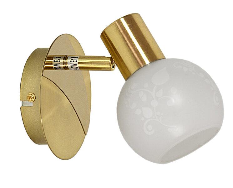 Sienas lampa Avila Gold cena un informācija | Sienas lampas | 220.lv