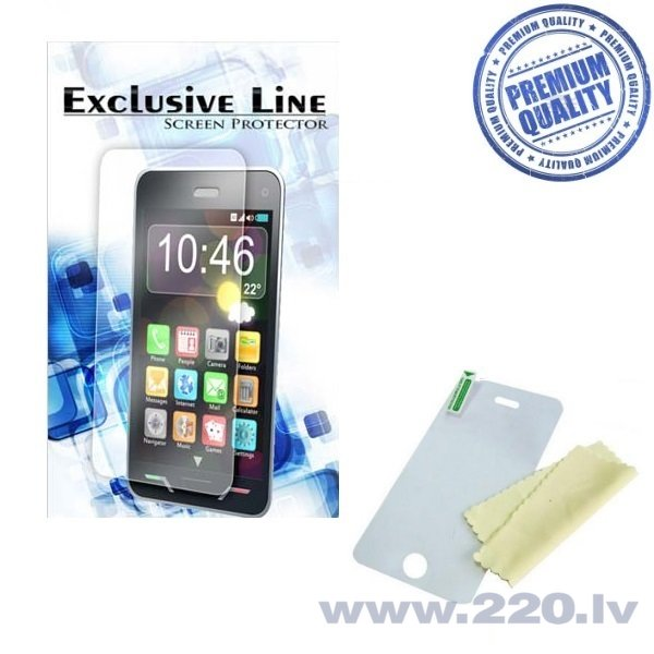 EX Line ekrāna aizsargplēve glancēta telefonam Sony D6603 Xperia Z3 cena un informācija | Ekrāna aizsargplēves | 220.lv