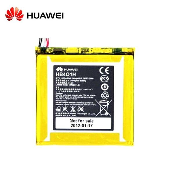 Huawei HB4Q1H Оригинальный аккумулятор P1 D1 U9200 U9500 T9200 1800mAh (M-S Blister) цена и информация | Akumulatori mobilajiem telefoniem | 220.lv