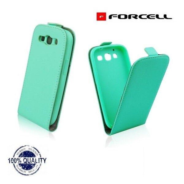 Forcell Flexi Slim Flip чехол для телефона Apple iPhone 6, Зелёный цена и информация | Maciņi, somiņas | 220.lv