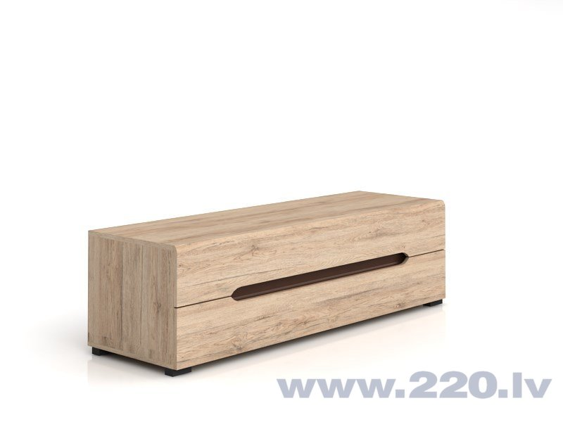 TV galds Elpasso RTV2S cena un informācija | Televizoru galdiņi | 220.lv