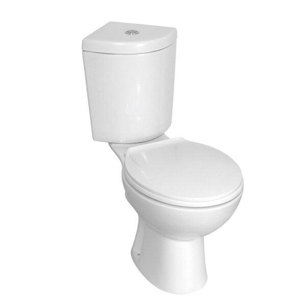 Tualetes pods Kerra Corner KR 61 cena un informācija | Stiprināmi pie grīdas | 220.lv
