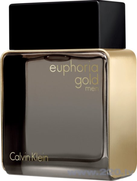 Туалетная вода Calvin Klein Euphoria Gold edt 100 мл цена и информация | Vīriešu smaržas | 220.lv
