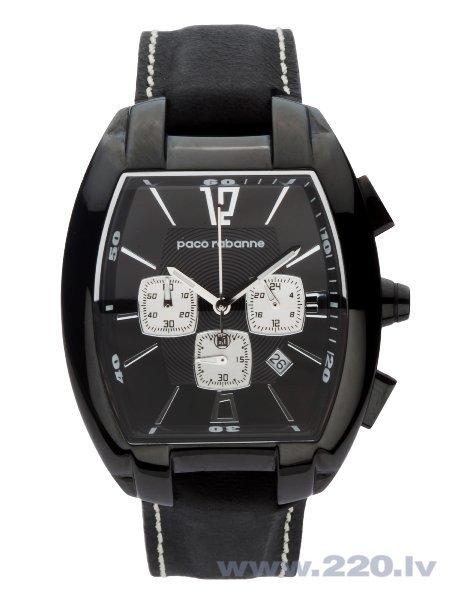 Vīriešu pulkstenis Paco Rabanne PRH931-3AA cena un informācija | Vīriešu pulksteņi | 220.lv