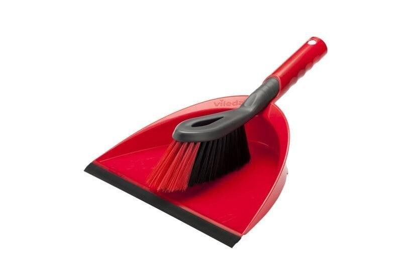Birste ar liekšķeri VILEDA 2 in 1 cena un informācija | Tīrīšanas piederumi | 220.lv