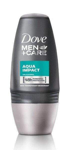 Dezodorants Dove Men +Care Aqua Impact 50 ml cena un informācija | Dezodoranti | 220.lv