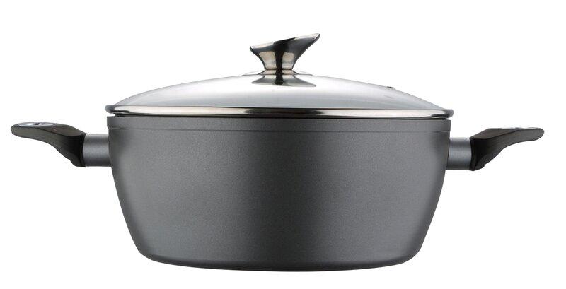 Blaumann katls Grey Granit, 20 cm cena un informācija | Katli, tvaika katli | 220.lv