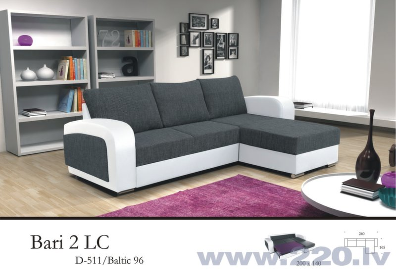 Диван Bari цена и информация | Dīvāni un krēsli | 220.lv