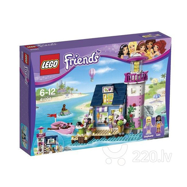 Конструктор Lego Friends Heartlake Lighthouse 41094 цена и информация | LEGO | 220.lv