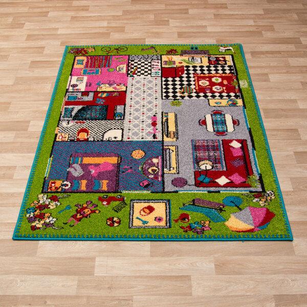 Bērnu paklājs Agnella Namai cena un informācija | Paklāji | 220.lv
