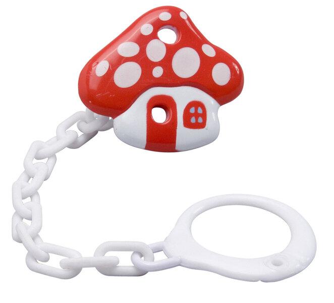 BabyOno 073 цепочка для пустышки 1 шт. цена и информация | Bērna barošana | 220.lv