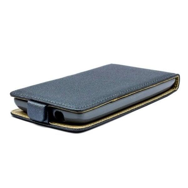 Vertikāli atverams mobilā telefona maciņš Telone Shine Pocket Slim Flip Case Apple iPhone 6 Plus, pelēks cena un informācija | Maciņi, somiņas | 220.lv