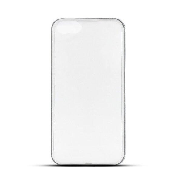 Telone gumijots telefona apvalks Samsung Galaxy A3 (A300F) caurspīdīgs cena un informācija | Maciņi, somiņas | 220.lv