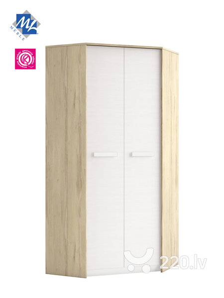 Угловой шкаф Best 01 цена и информация | Skapji | 220.lv