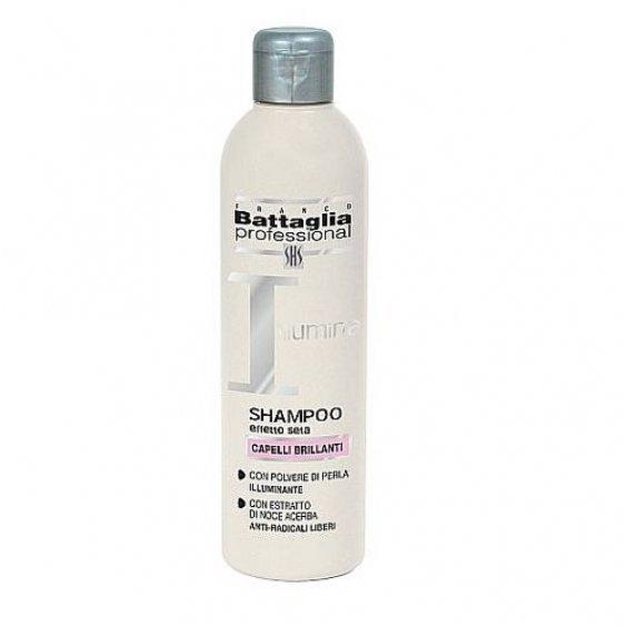 Šampūns matu mirdzumam Franco Battaglia Professional 250 ml cena un informācija | Šampūni | 220.lv