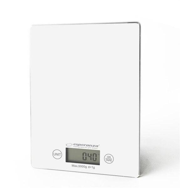 Esperanza EKS002W Lemon cena un informācija | Virtuves svari | 220.lv