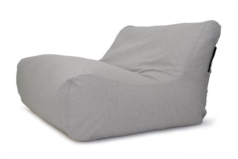 Мешок для сидения Sofa Lounge Home Light Grey  цена и информация | Sēžammaisi, pufi | 220.lv