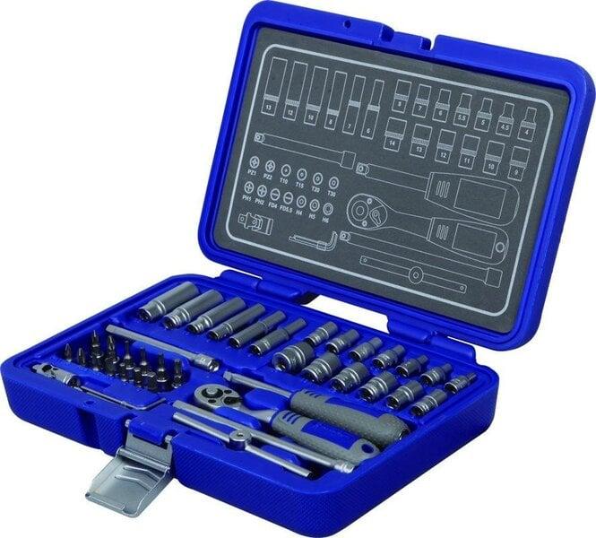 Instrumentu komplekts (42gab.) MICHELIN MSS42 cena un informācija | Instrumenti | 220.lv