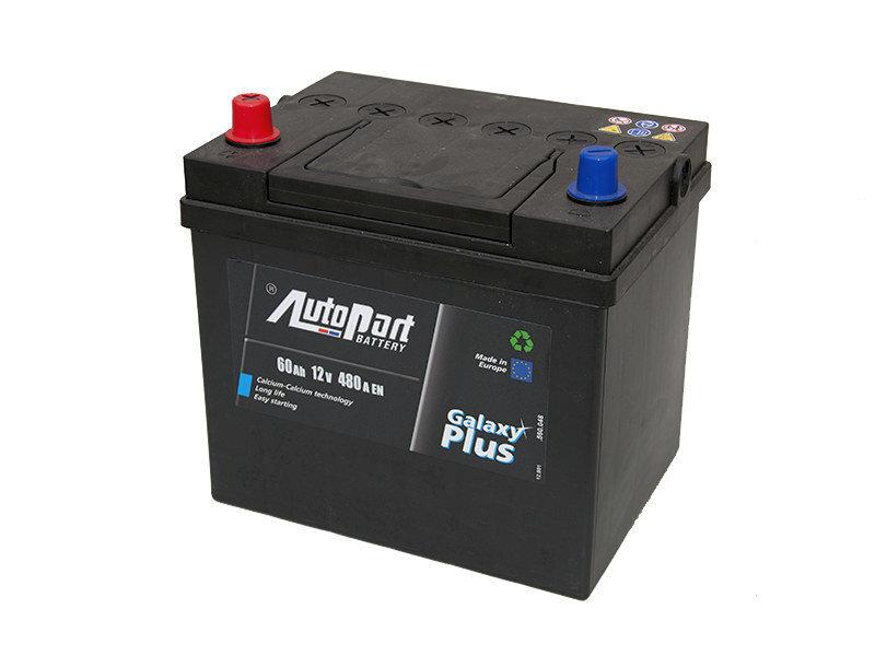 60AH 480A Japan Autopart цена и информация | Akumulatori | 220.lv