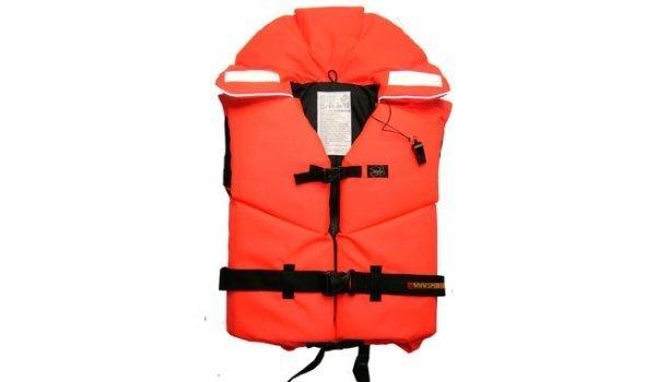 Jūras glābšanas veste 70-90 kg cena un informācija | Laivas, to piederumi | 220.lv