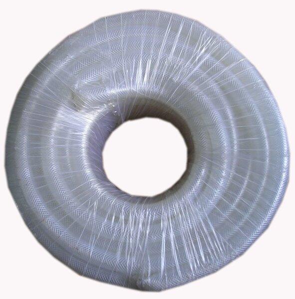 Laistīšanas šļūtene PVC armēta 5/8x20m cena un informācija | Laistīšanas ierīces | 220.lv