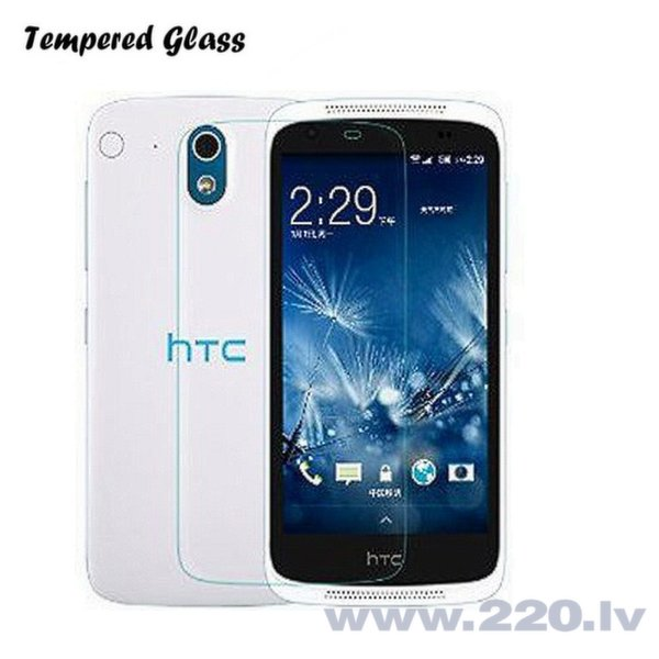 Tempered Glass Extreeme Shock Защитная пленка-стекло HTC Desire 526 (EU Blister) цена и информация | Ekrāna aizsargplēves | 220.lv