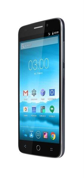 Kruger&Matz Live 3 Dual LTE Black cena un informācija | Mobilie telefoni | 220.lv