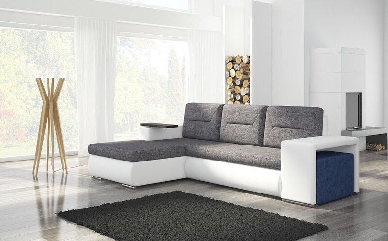 Мягкий угловой диван Octans цена и информация | Dīvāni un krēsli | 220.lv