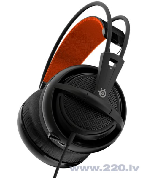 SteelSeries Siberia 200 Gaming headset цена и информация | Austiņas | 220.lv
