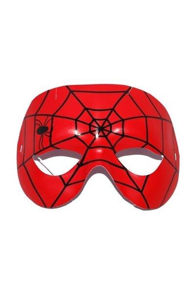 Maska - Spiderman cena un informācija | Karnevāla kostīmi, maskas un parūkas | 220.lv