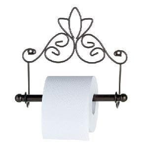 Tualetes papīra turētājs Nostalgie cena un informācija | Vannas istabas aksesuāri | 220.lv