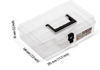 Sīko detaļu kaste Prosperplast NUN12 cena un informācija | Instrumentu kastes | 220.lv