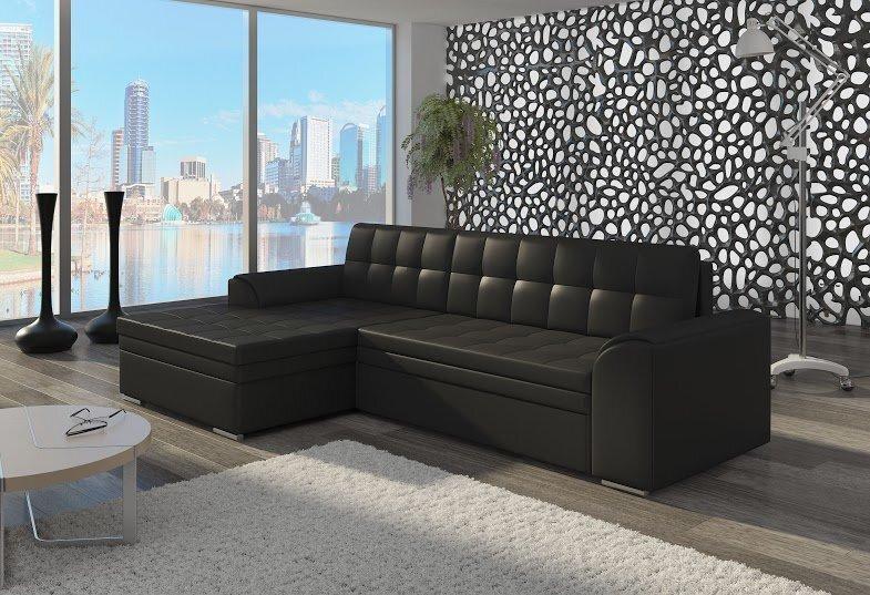 Мягкий угловой диван Conforti цена и информация | Dīvāni un krēsli | 220.lv