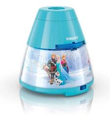 Philips Frozen LED проектор и ночник цена и информация | Bērnu apgaismojums | 220.lv