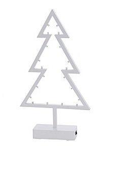 Ziemassvētku dekorācija Egle 20 LED cena un informācija | Ziemassvētku dekori un eglīšu rotājumi | 220.lv