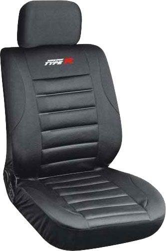 Sēdekļa pārvalks, melns cena un informācija | Auto piederumi | 220.lv