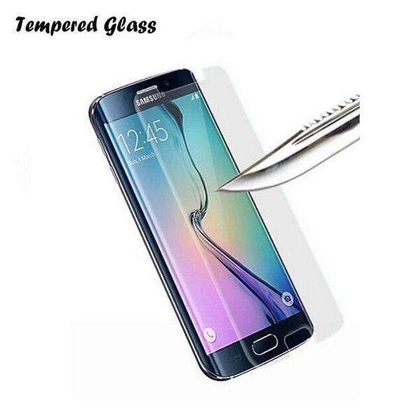 Защитная пленка для экрана Tempered Glass для телефона Samsung Galaxy S6 Edge+ (G928) цена и информация | Ekrāna aizsargplēves | 220.lv
