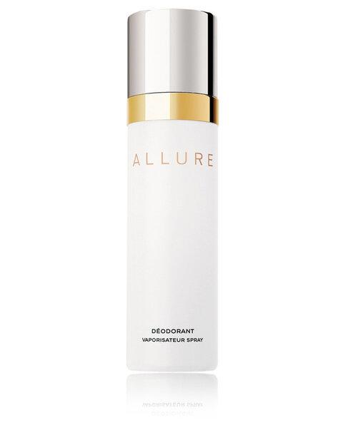 Dezodorants Chanel Allure 100 ml cena un informācija | Parfimēta sieviešu kosmētika | 220.lv