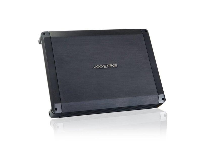 Alpine BBX-F1200 4/2 kanālu jaudas pastiprinātājs cena un informācija | Auto jaudas pastiprinātāji | 220.lv